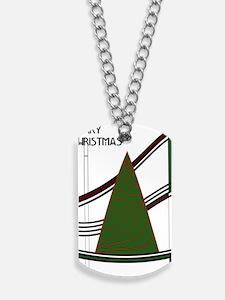 Mackintosh Inspired Christmas Tree Dog Tags