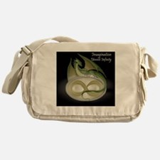 Infinite Imagination Messenger Bag