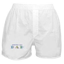 Sphynx - MyPetDoodles.com Boxer Shorts