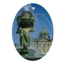 Site of Brideshead Revisitedk, Castl Oval Ornament