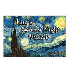 Luzs Postcards (Package of 8)