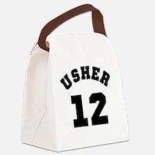 BLACKUSHER12eam Canvas Lunch Bag