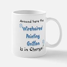 Wirehaired Griffon Charge Mug