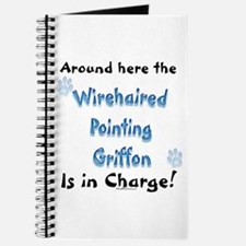 Wirehaired Griffon Charge Journal