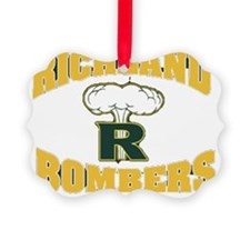 Richland bombers shirt Ornament