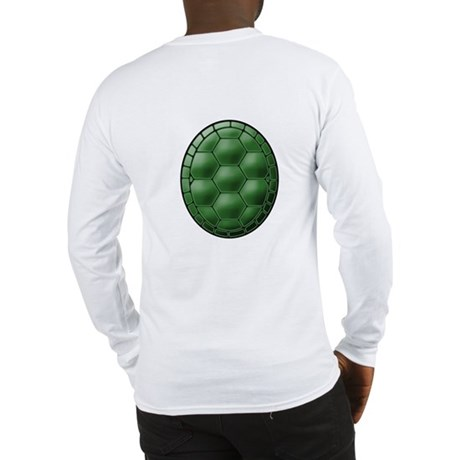 Turtle Shell Long Sleeve T-Shirt