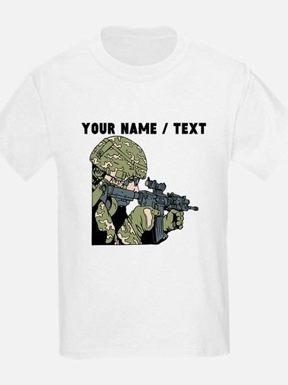 Custom Army Soldier T-Shirt