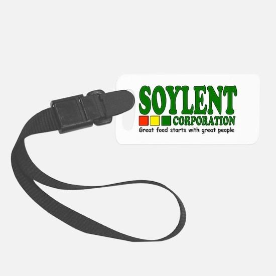 soylent green Luggage Tag