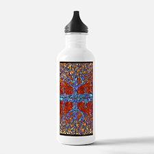 large framed print tre Water Bottle