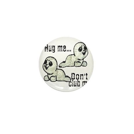 Seals Mini Button
