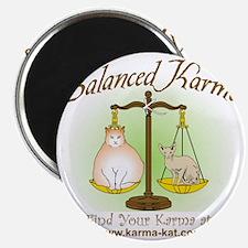 Balanced_Karma Magnet