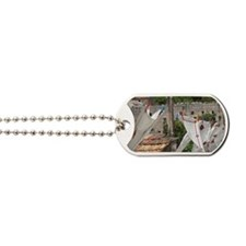 Village of Poljica. Local embroidered lin Dog Tags