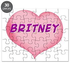 BRITNEY Puzzle