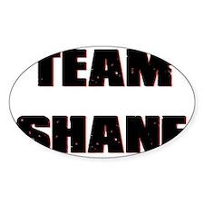 Team Shane Decal