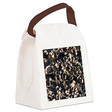Jigsaw shells Canvas Lunch Bag