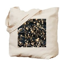 Jigsaw shells Tote Bag
