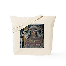 Frescos at 14 Century Visoki Decani Monas Tote Bag
