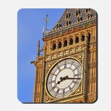 Famous Big Ben clocktower, a London land Mousepad