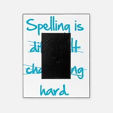 SpellingHard4 Picture Frame
