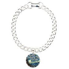 Marisols Charm Bracelet, One Charm