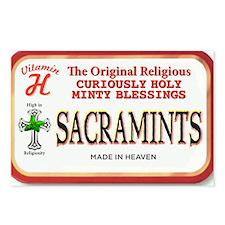 sacramints Postcards (Package of 8)