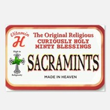 sacramints Postcards (Package of 8)