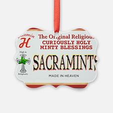 sacramints Ornament