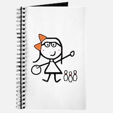 Girl & Bowling Journal