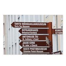 Southeastern Estonia Postcards (Package of 8)