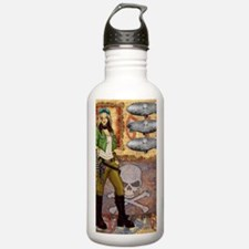 airship frame Water Bottle