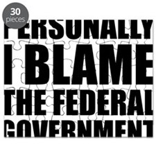 I blame government Puzzle