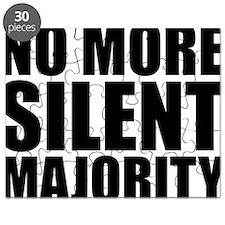 no more silent majority Puzzle