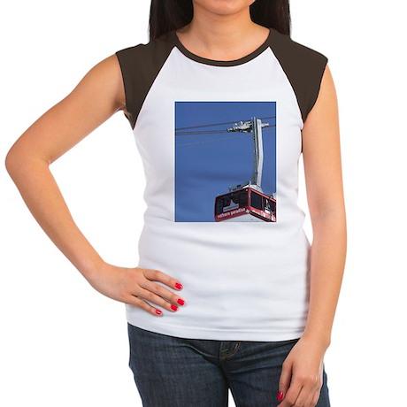 ZERMATT: Blauherd (el. Women's Cap Sleeve T-Shirt