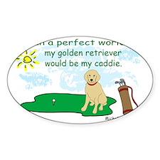 GoldenRetriever Decal