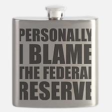 I blame Fed Reserve Flask