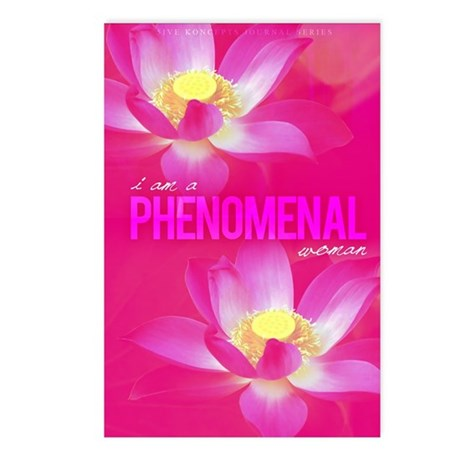 phenominal Postcards (Package of 8)