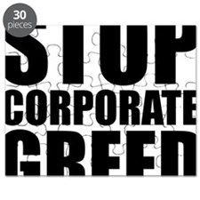 Stop Corp Greed Puzzle