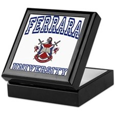 FERRARA University Keepsake Box
