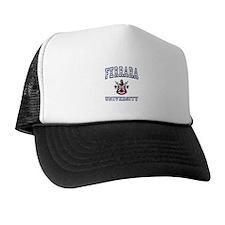 FERRARA University Trucker Hat