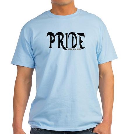 Pride Logo Light T-Shirt