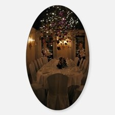 Christmas dining room Decal