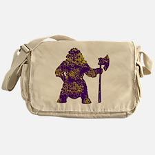 vikingsyellowpurpe Messenger Bag