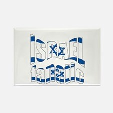 flags Israel Rectangle Magnet