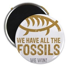 FossilsNew Magnet
