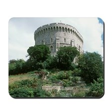 Windsor Castle, Windsor. Round Tower and Mousepad