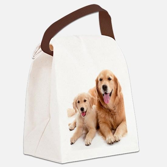 Kozzi-Dog-Buddies-7240x5433 Canvas Lunch Bag