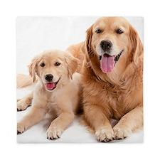 Kozzi-Dog-Buddies-7240x5433 Queen Duvet