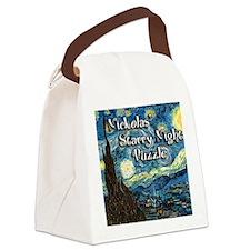 Nickolas Canvas Lunch Bag