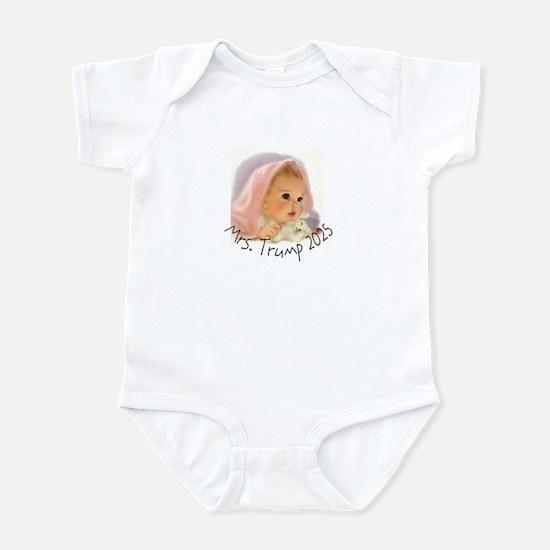 Mrs. Trump 2025 Infant Bodysuit