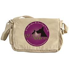 k9addisonsRoundBig Messenger Bag